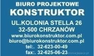 Biuro Projektowe KONSTRUKTOR Dr Inż. Krzysztof Michalik